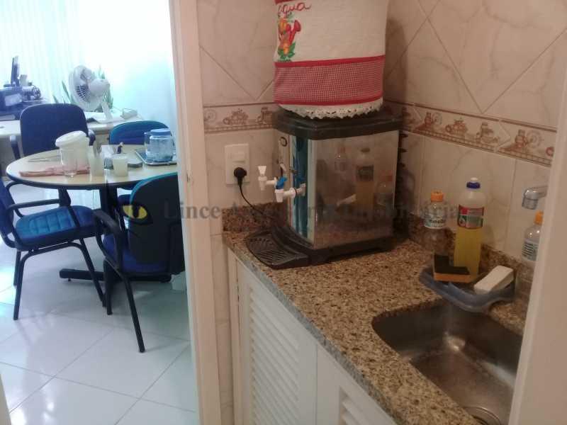 9 COZINHA1.0 - Sala Comercial 33m² à venda Centro,RJ - R$ 180.000 - TASL00076 - 10