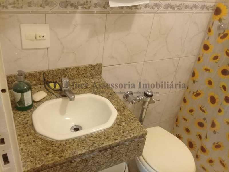 11 BANHEIRO1.0 - Sala Comercial 33m² à venda Centro,RJ - R$ 180.000 - TASL00076 - 12