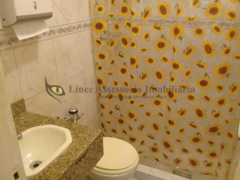 13 BANHEIRO1.2 - Sala Comercial 33m² à venda Centro,RJ - R$ 180.000 - TASL00076 - 14