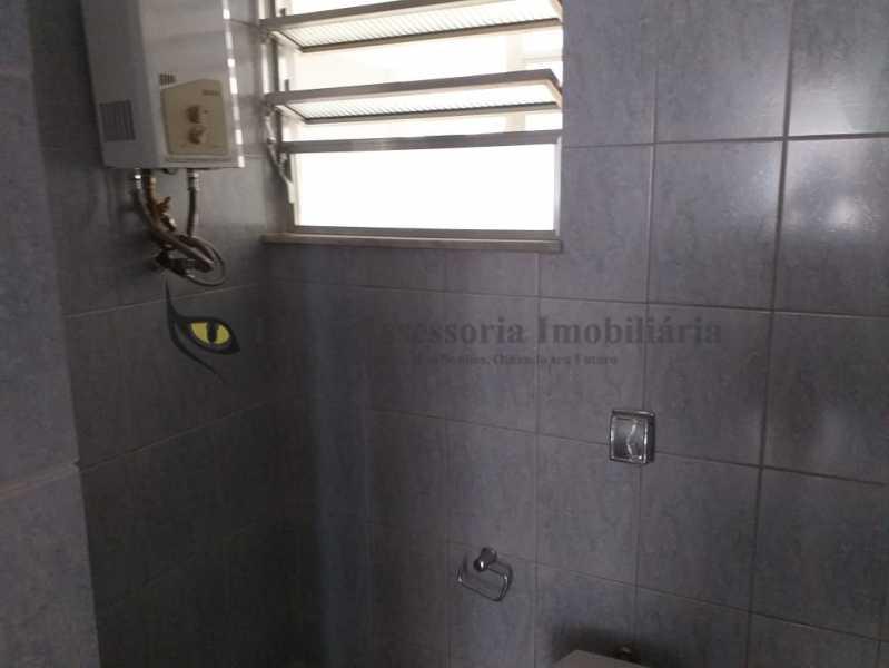 Banheiro Social 2 - Apartamento À Venda - Tijuca - Rio de Janeiro - RJ - TAAP31077 - 12