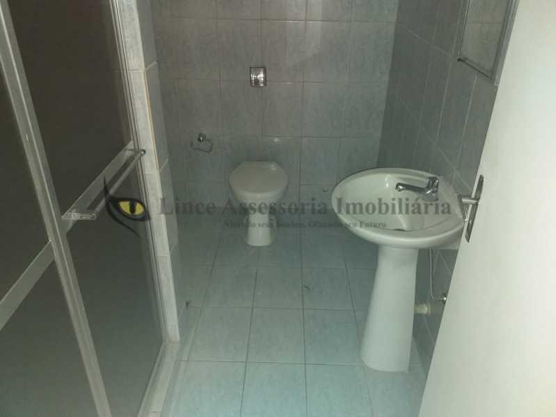 Banheiro Social - Apartamento À Venda - Tijuca - Rio de Janeiro - RJ - TAAP31077 - 11