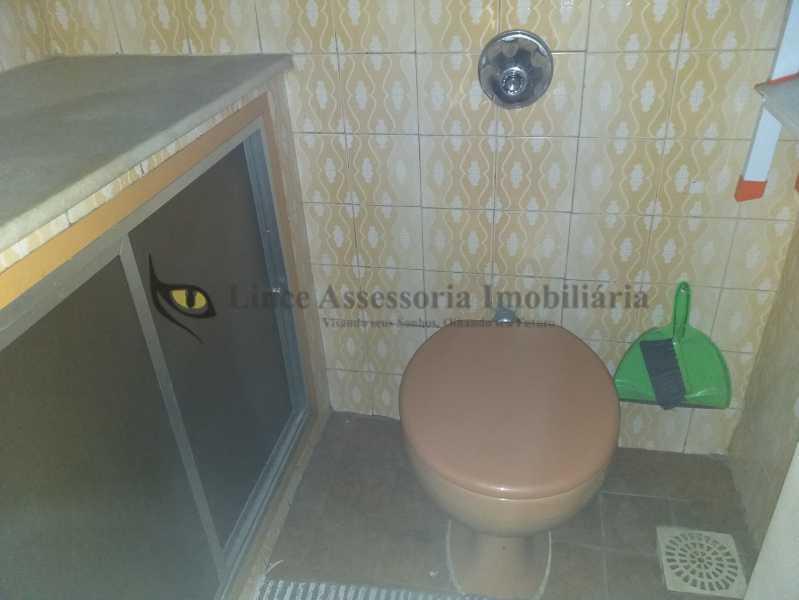 banheiro social1.1 - Sala Comercial Centro, Centro,Rio de Janeiro, RJ À Venda, 33m² - TASL00077 - 22