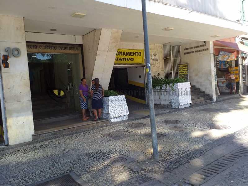 entrada do predio - Sala Comercial Centro, Centro,Rio de Janeiro, RJ À Venda, 33m² - TASL00077 - 3