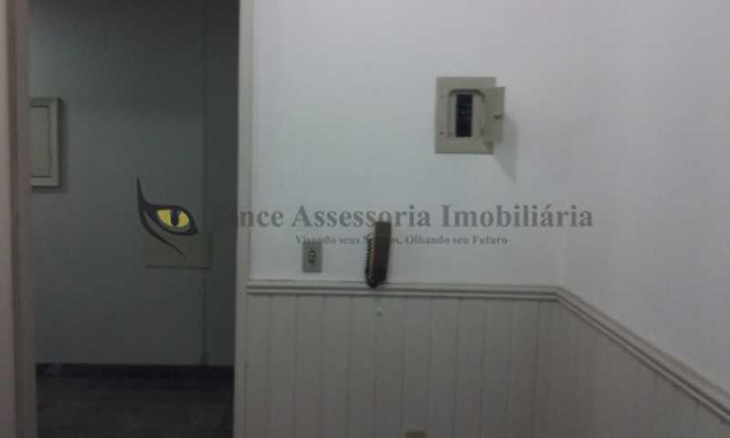 entradasalarecepção - Sala Comercial 30m² à venda Estácio, Norte,Rio de Janeiro - R$ 175.000 - TASL00078 - 1