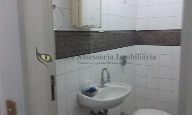 banheiro - Sala Comercial 30m² à venda Estácio, Norte,Rio de Janeiro - R$ 175.000 - TASL00078 - 25