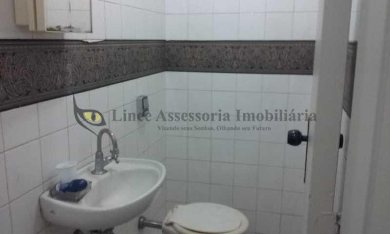banheirofoto2 - Sala Comercial 30m² à venda Estácio, Norte,Rio de Janeiro - R$ 175.000 - TASL00078 - 26