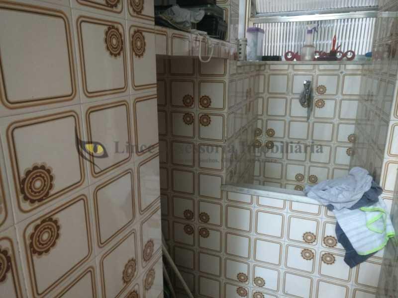 area serviço1.2. - Apartamento 2 quartos à venda Grajaú, Norte,Rio de Janeiro - R$ 430.000 - TAAP21912 - 17