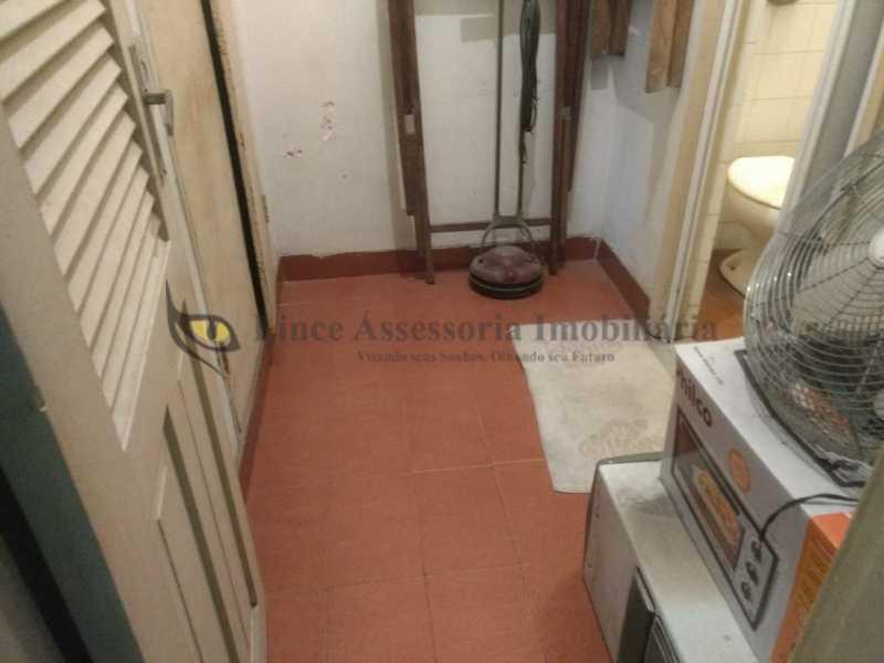 area serviço1.4. - Apartamento 2 quartos à venda Grajaú, Norte,Rio de Janeiro - R$ 430.000 - TAAP21912 - 18