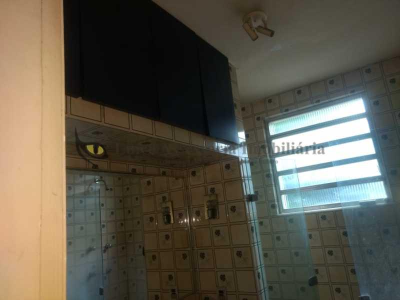 banheiro social1.4. - Apartamento 2 quartos à venda Grajaú, Norte,Rio de Janeiro - R$ 430.000 - TAAP21912 - 14