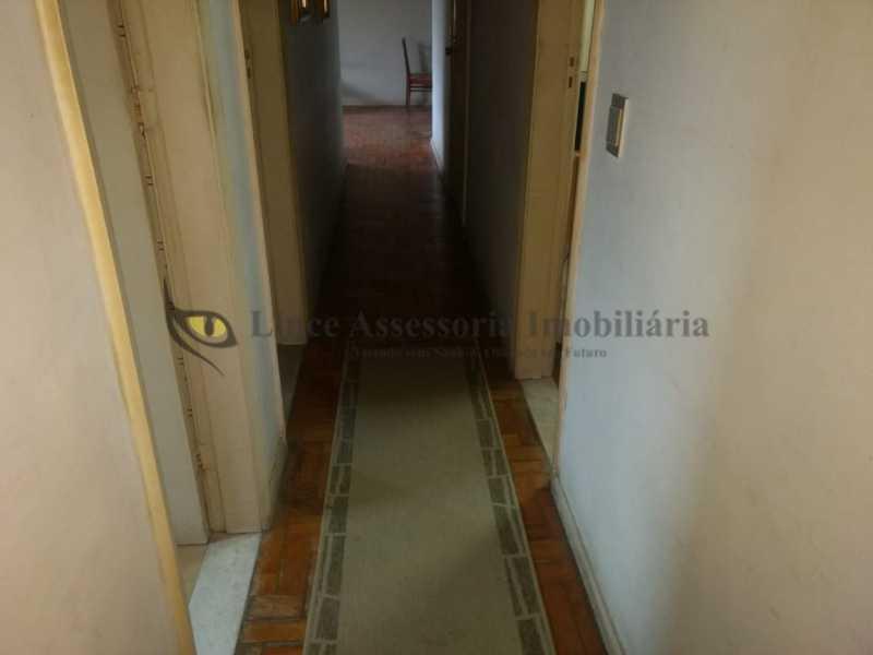 circulação. - Apartamento 2 quartos à venda Grajaú, Norte,Rio de Janeiro - R$ 430.000 - TAAP21912 - 6