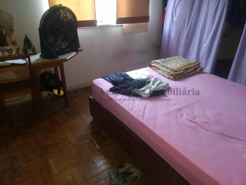 quarto2.1. - Apartamento 2 quartos à venda Grajaú, Norte,Rio de Janeiro - R$ 430.000 - TAAP21912 - 9