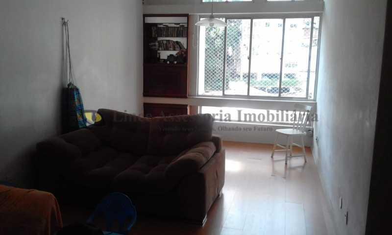 1-Sala  - Apartamento 3 quartos à venda Tijuca, Norte,Rio de Janeiro - R$ 470.000 - TAAP31084 - 1