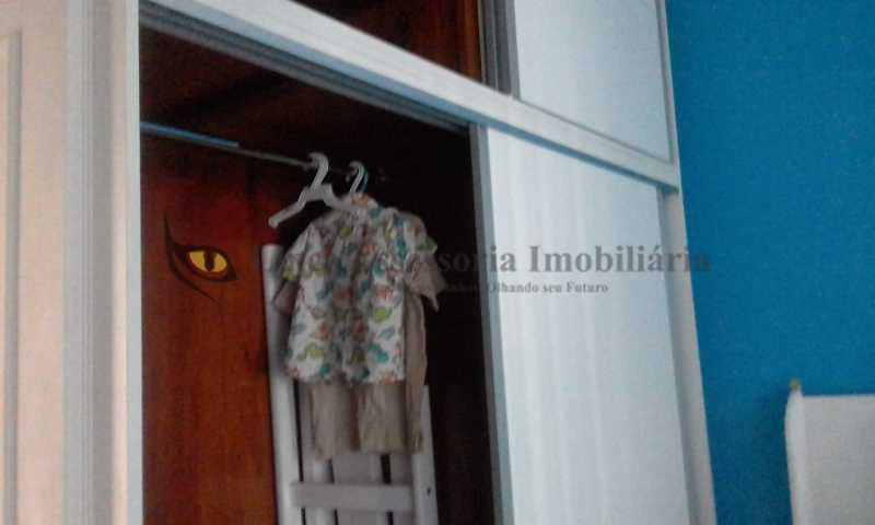 9-Quarto-2 - Apartamento 3 quartos à venda Tijuca, Norte,Rio de Janeiro - R$ 470.000 - TAAP31084 - 11