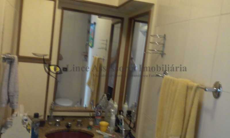 14-banheiro social - Apartamento 3 quartos à venda Tijuca, Norte,Rio de Janeiro - R$ 470.000 - TAAP31084 - 16