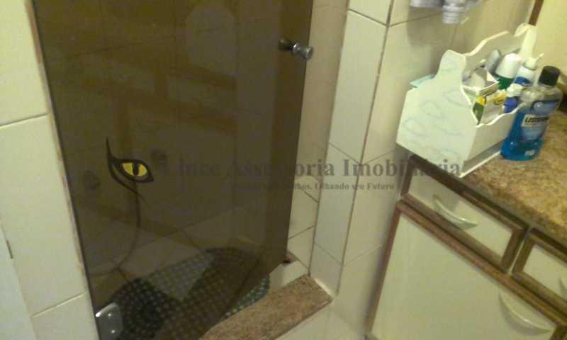 15-Banheiro social-1 - Apartamento 3 quartos à venda Tijuca, Norte,Rio de Janeiro - R$ 470.000 - TAAP31084 - 17