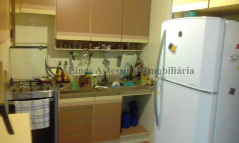 20-Cozinha -1.1 - Apartamento 3 quartos à venda Tijuca, Norte,Rio de Janeiro - R$ 470.000 - TAAP31084 - 22