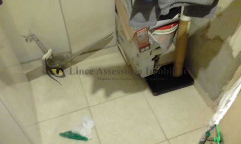 22-quarto de empregada - Apartamento 3 quartos à venda Tijuca, Norte,Rio de Janeiro - R$ 470.000 - TAAP31084 - 24