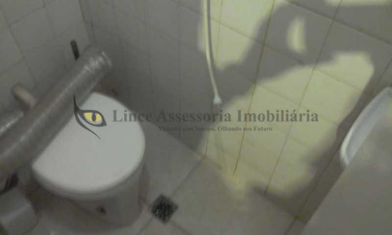 23-Banheiro de empregada - Apartamento 3 quartos à venda Tijuca, Norte,Rio de Janeiro - R$ 470.000 - TAAP31084 - 25