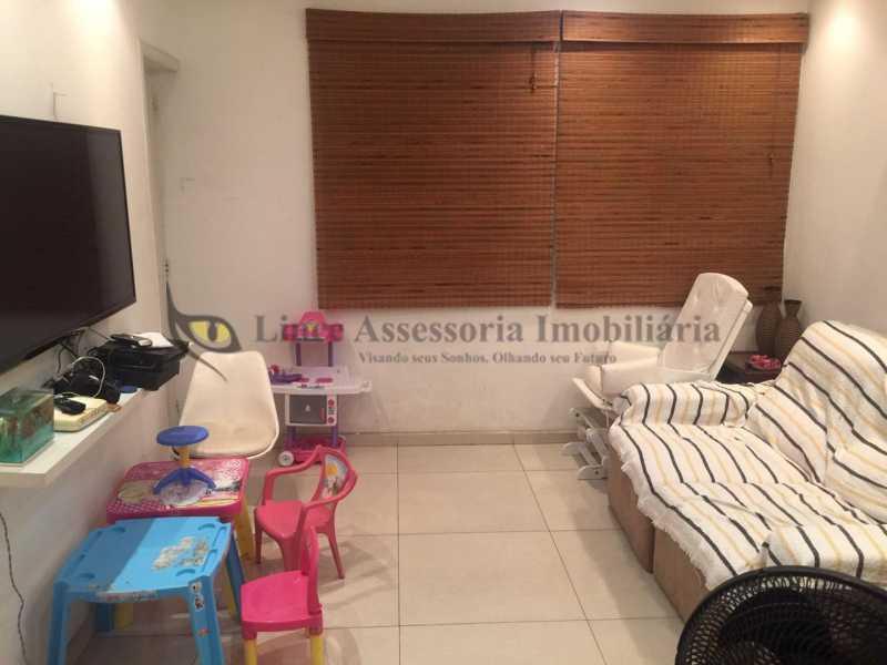 1 sala - Apartamento 3 quartos à venda Grajaú, Norte,Rio de Janeiro - R$ 504.000 - TAAP31086 - 1