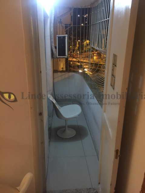 5 sacada - Apartamento 3 quartos à venda Grajaú, Norte,Rio de Janeiro - R$ 504.000 - TAAP31086 - 6