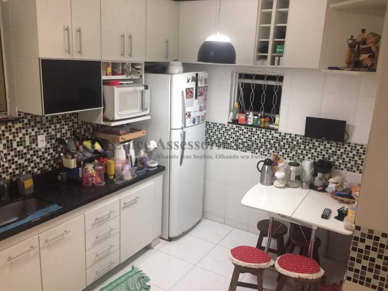 10 copa cozinha - Apartamento 3 quartos à venda Grajaú, Norte,Rio de Janeiro - R$ 504.000 - TAAP31086 - 11