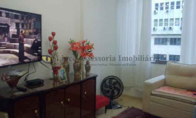 salafoto1 - Apartamento 2 quartos à venda Tijuca, Norte,Rio de Janeiro - R$ 495.000 - TAAP21923 - 3