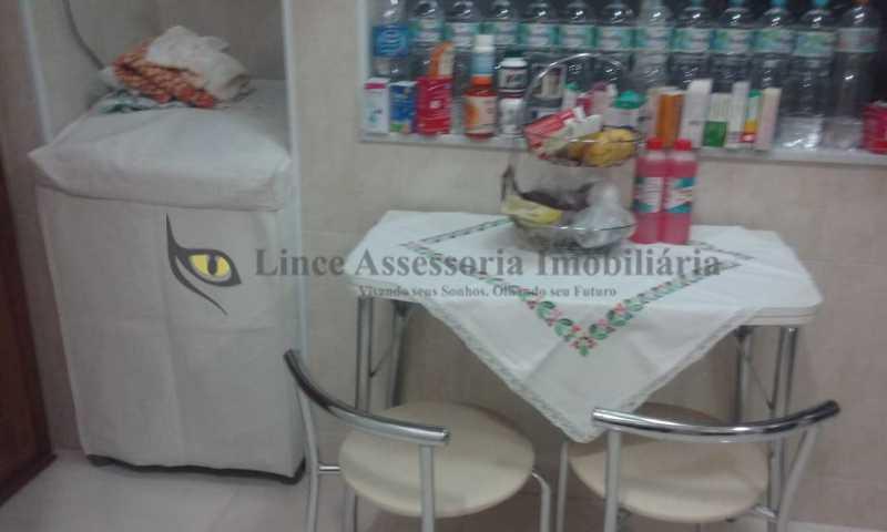 areadeserviço - Apartamento 2 quartos à venda Tijuca, Norte,Rio de Janeiro - R$ 495.000 - TAAP21923 - 12