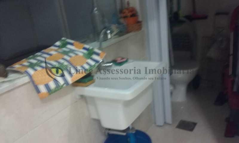 area de serviço tanque - Apartamento 2 quartos à venda Tijuca, Norte,Rio de Janeiro - R$ 495.000 - TAAP21923 - 13