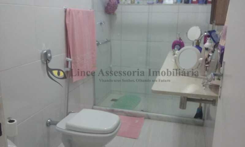 banheiro social - Apartamento 2 quartos à venda Tijuca, Norte,Rio de Janeiro - R$ 495.000 - TAAP21923 - 16