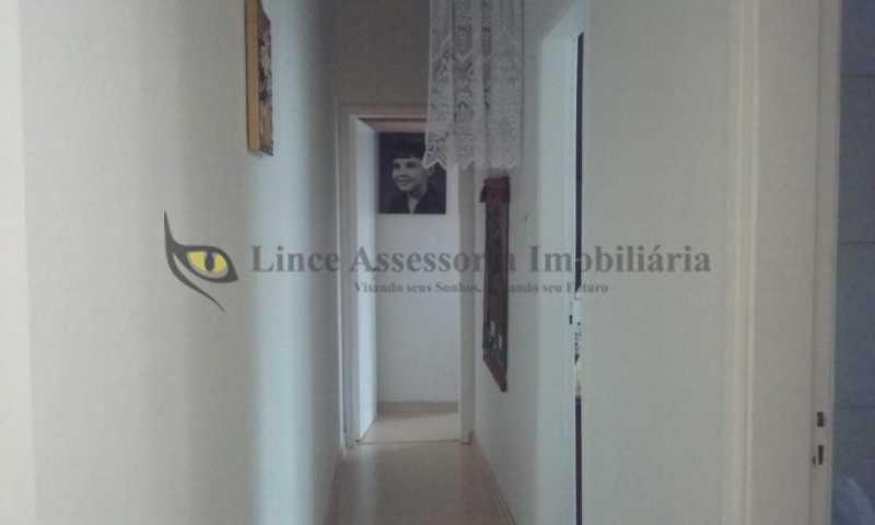corredor  - Apartamento 2 quartos à venda Tijuca, Norte,Rio de Janeiro - R$ 495.000 - TAAP21923 - 18