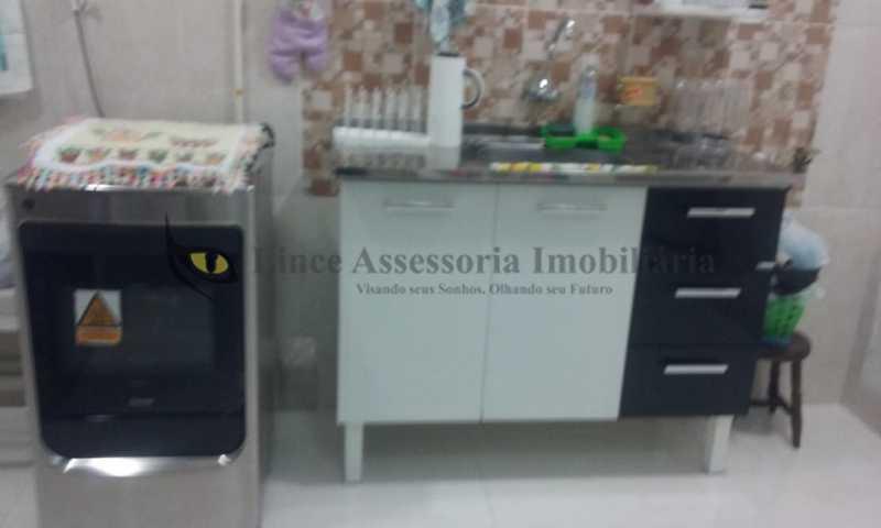cozinhafoto4 - Apartamento 2 quartos à venda Tijuca, Norte,Rio de Janeiro - R$ 495.000 - TAAP21923 - 23