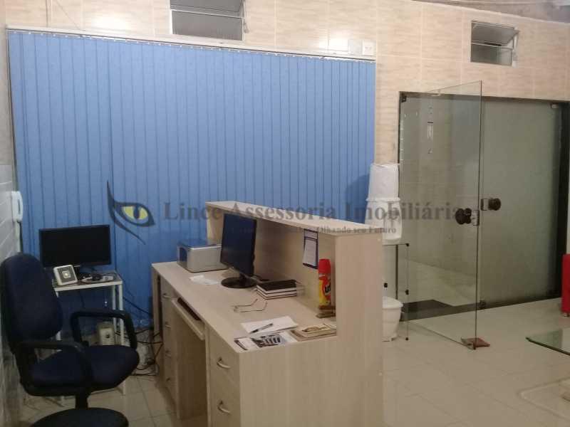 1 1ºANDARRECEPÇÃO1.0 - Casa Comercial 383m² à venda Maracanã, Norte,Rio de Janeiro - R$ 1.199.000 - TACC90001 - 1
