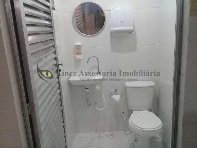 7 1ºANDARBANHEIRO1.0 - Casa Comercial 383m² à venda Maracanã, Norte,Rio de Janeiro - R$ 1.199.000 - TACC90001 - 7