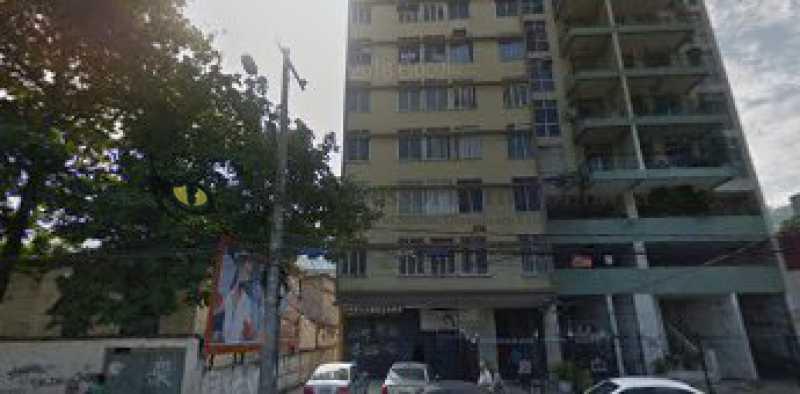 Vista Fachada 2 - Apartamento 2 quartos à venda Engenho Novo, Norte,Rio de Janeiro - R$ 80.000 - TAAP21928 - 27