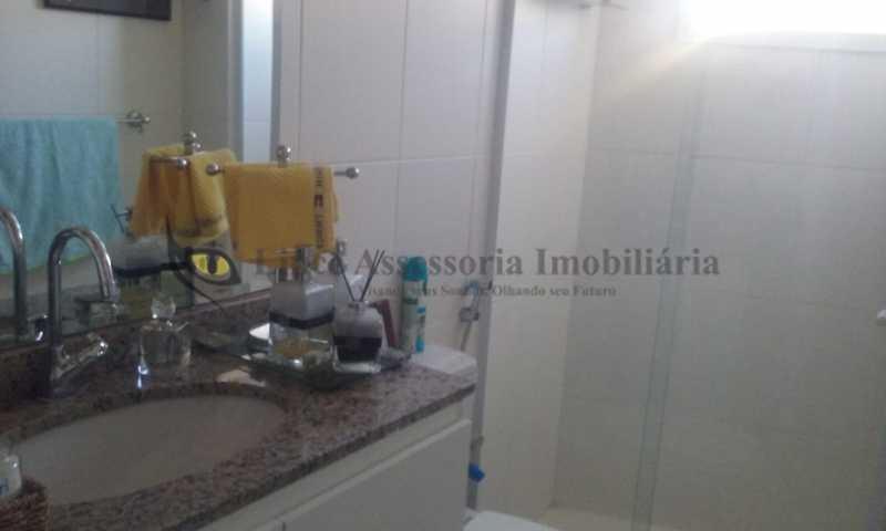 banheirosocial - Cobertura Tijuca, Norte,Rio de Janeiro, RJ À Venda, 2 Quartos, 129m² - TACO20078 - 7