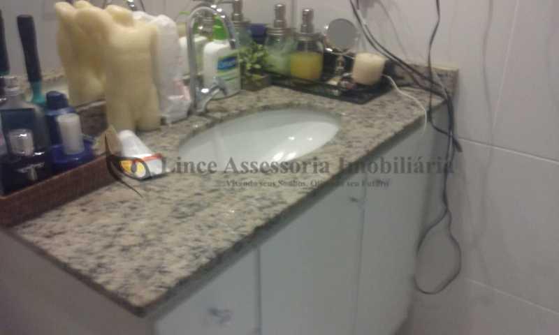 banheirosocialfoto3 2 - Cobertura Tijuca, Norte,Rio de Janeiro, RJ À Venda, 2 Quartos, 129m² - TACO20078 - 8