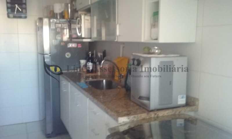 cozinha - Cobertura Tijuca, Norte,Rio de Janeiro, RJ À Venda, 2 Quartos, 129m² - TACO20078 - 11