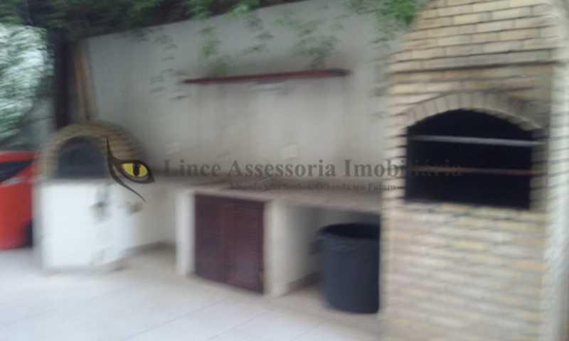 playchurrasqueira - Cobertura Tijuca, Norte,Rio de Janeiro, RJ À Venda, 2 Quartos, 129m² - TACO20078 - 25