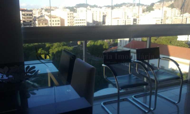 varandafechadafoto3 - Cobertura Tijuca, Norte,Rio de Janeiro, RJ À Venda, 2 Quartos, 129m² - TACO20078 - 19