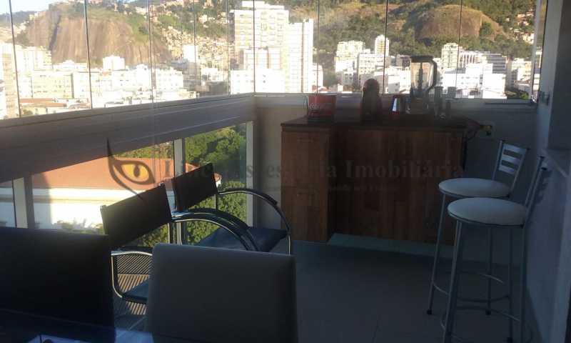 varandao - Cobertura Tijuca, Norte,Rio de Janeiro, RJ À Venda, 2 Quartos, 129m² - TACO20078 - 17
