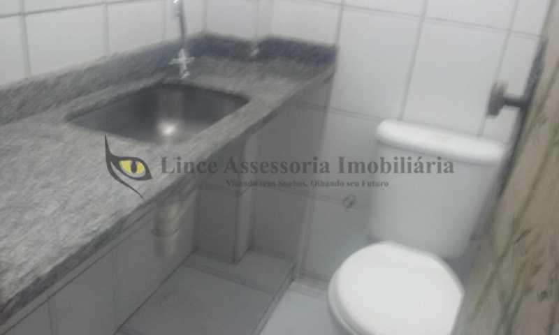 banheiro - Loja 54m² à venda Tijuca, Norte,Rio de Janeiro - R$ 249.000 - TALJ00029 - 8