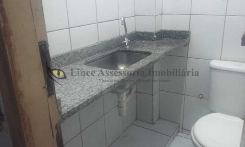 banheiro 1 - Loja 54m² à venda Tijuca, Norte,Rio de Janeiro - R$ 249.000 - TALJ00029 - 9