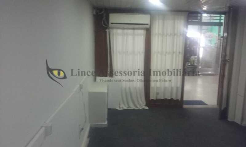 entrada da sala - Loja 54m² à venda Tijuca, Norte,Rio de Janeiro - R$ 249.000 - TALJ00029 - 1
