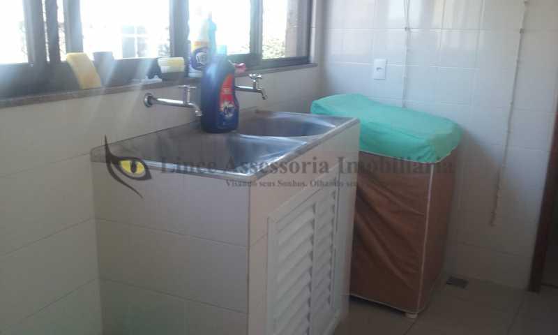 area de serviço - Apartamento Tijuca, Norte,Rio de Janeiro, RJ À Venda, 3 Quartos, 148m² - TAAP31096 - 26