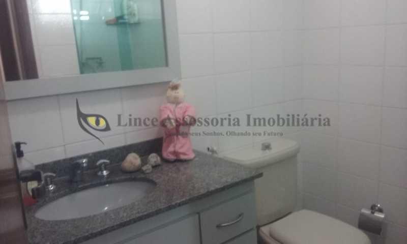 banheiro social - Apartamento Tijuca, Norte,Rio de Janeiro, RJ À Venda, 3 Quartos, 148m² - TAAP31096 - 12