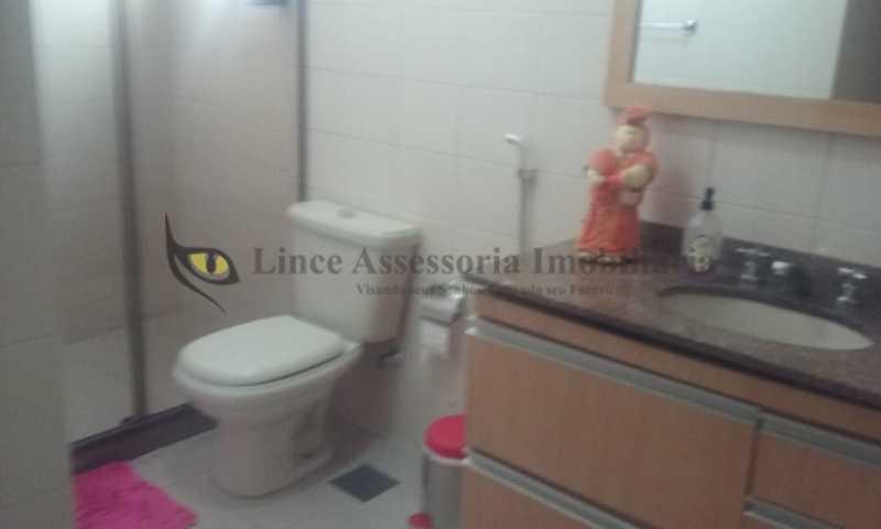 banheiro suite - Apartamento Tijuca, Norte,Rio de Janeiro, RJ À Venda, 3 Quartos, 148m² - TAAP31096 - 14