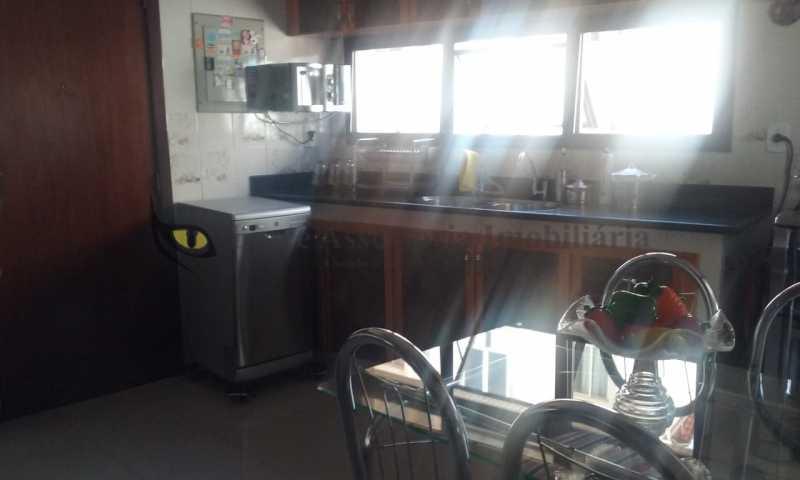 cozinha 1.1  - Apartamento Tijuca, Norte,Rio de Janeiro, RJ À Venda, 3 Quartos, 148m² - TAAP31096 - 21