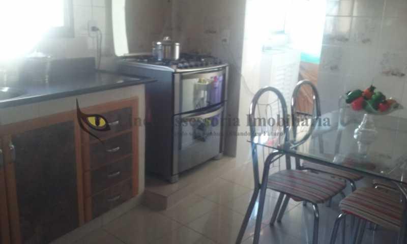 cozinha - Apartamento Tijuca, Norte,Rio de Janeiro, RJ À Venda, 3 Quartos, 148m² - TAAP31096 - 20