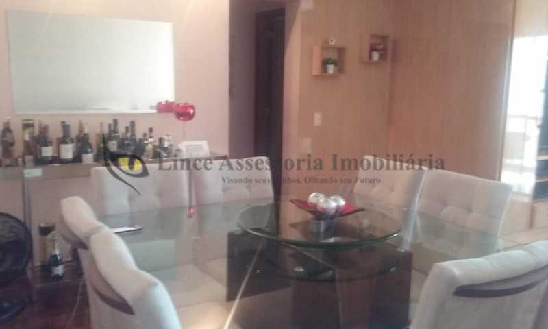 sala jantar - Apartamento Tijuca, Norte,Rio de Janeiro, RJ À Venda, 3 Quartos, 148m² - TAAP31096 - 10