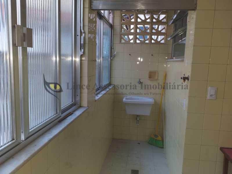 area - Casa de Vila 2 quartos à venda Tijuca, Norte,Rio de Janeiro - R$ 360.000 - TACV20060 - 22